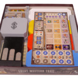 Brettspiel Box Great Western Trail Eurohell Design oben