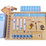 TEK-T-001 Tekhenu Inlay Spielerboard Aufbau player board setup