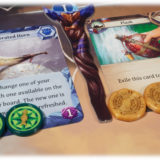 LRA-T-001 Lost Ruins of Arnak Boardgame 3D printed Upgrade Token Compass Coin