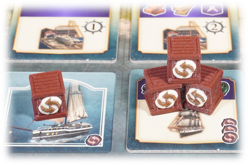 ANO-T-01 Anno 1800 Ressources Token trade tiles