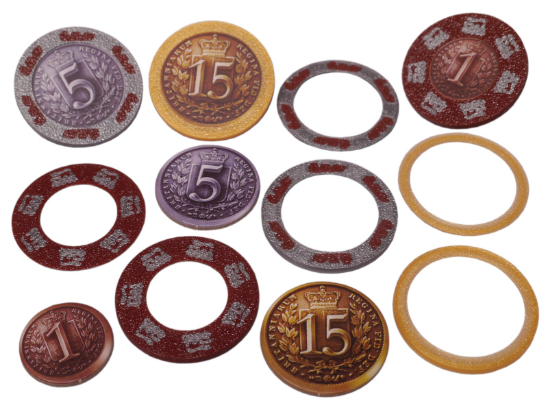 BRB-S-01 Coin Sleeves