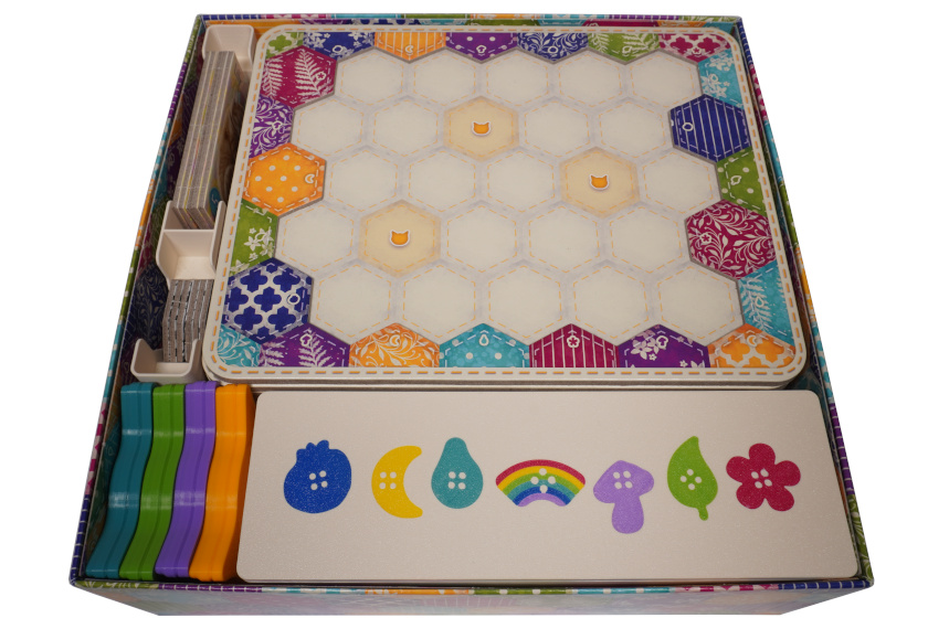 CAL-I-01 Inlay Calico boardgame vertical storable 5